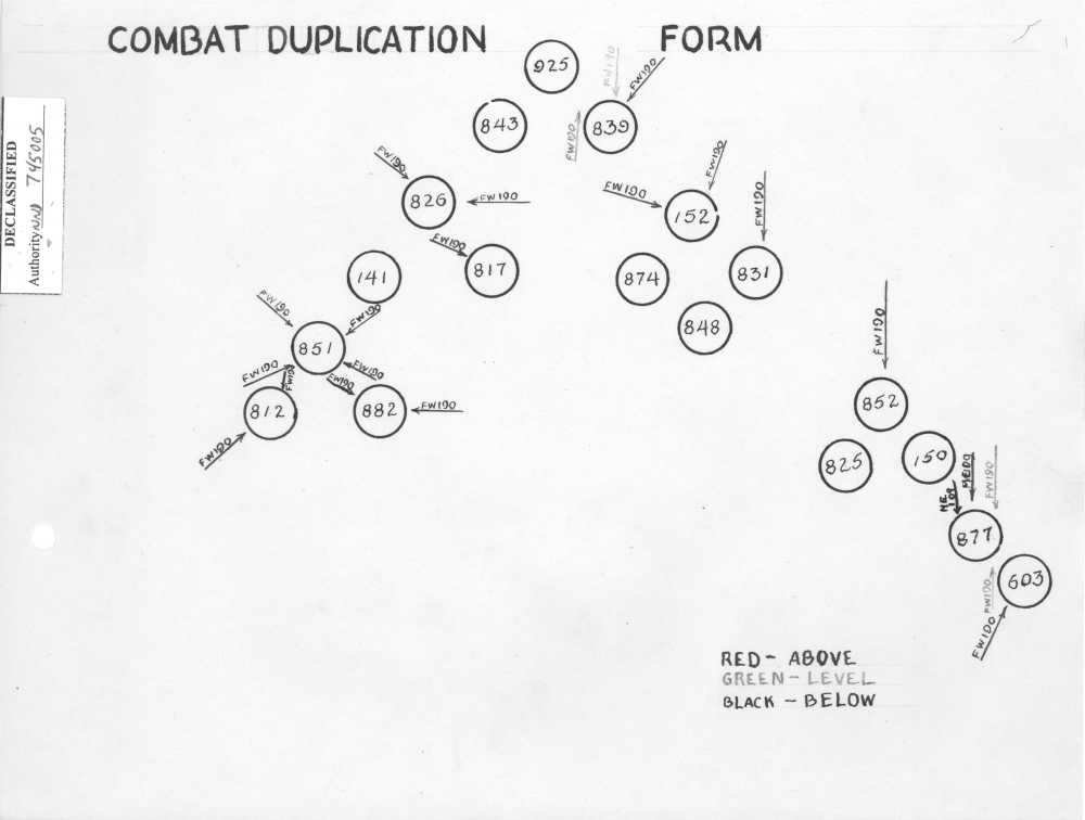 12 June 1943 Mission 7 Target Boiler And Generator Hall Of E P