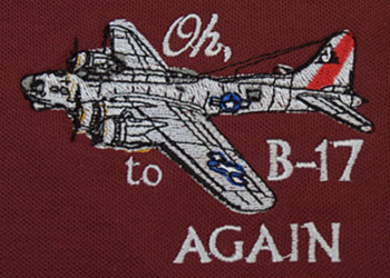 Oh, To B-17 Again!